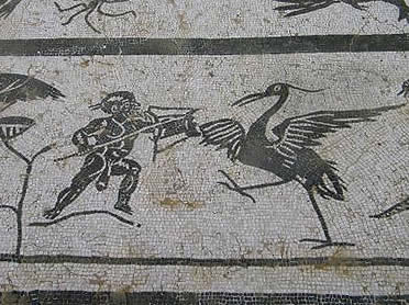 Mosaico figurado