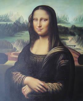 Copias Al Oleo De Cuadros De Leonardo Da Vinci Arteespana