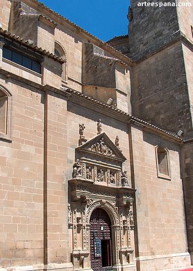 Andrés de Vandelvira: Capilla de El Salvador de Úbeda