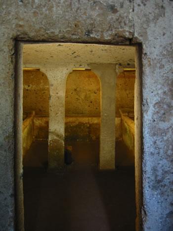 Necr�polis etrusca de Banditaccia  (Lazio)
