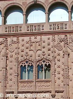 Arte al andalus renacimiento en espa a for Universidades de arquitectura en espana