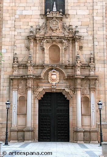 Iglesia de Orgaz, de Antonio Churriguera
