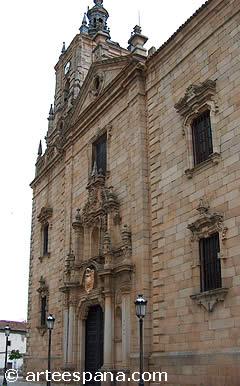 Estilo Churrigueresco: iglesia de Orgaz