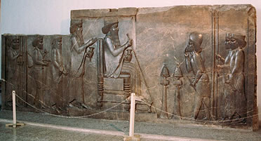 bajorelieve de Persépolis