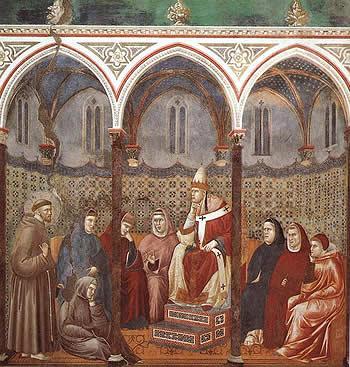 pintura gotica art
