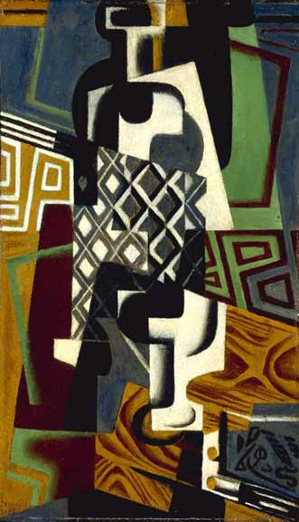 Juan Gris. Cubismo