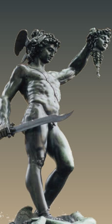 Mnierismo. Perseo de Cellini