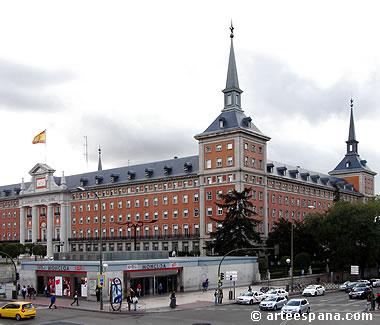 arquitectura franquista