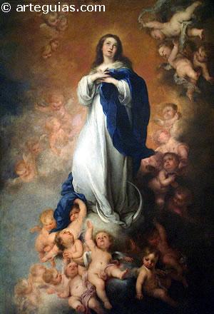 """de los Venerables"""", conocida como la Inmaculada de Soult. Una de ..."""