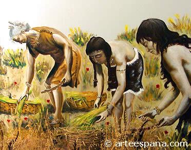 Agricultura, Edad de Piedra