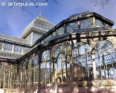 arquitectura del hierro