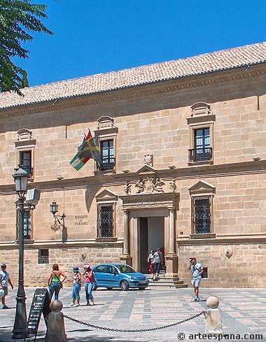 Palacio del Dean Ortega de Úbeda