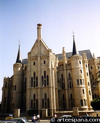 Historicismo Romanticismo arquitectura
