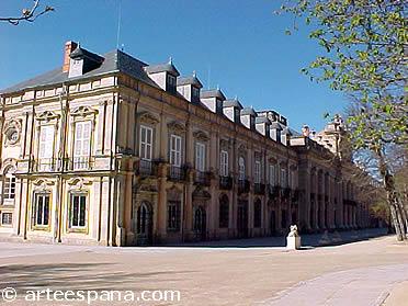 Palacio Real de la Granja de San Ildefonso, en Segovia