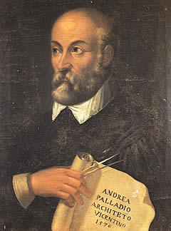 'Retrato de Andrea Palladio atribuido a Giovanni Battista Maganza' from the web at 'http://www.arteespana.com/imagenes/palladio-retrato.jpg'