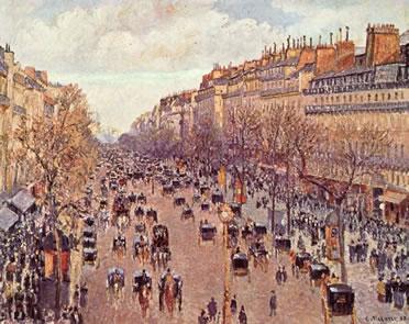 Bulevar de Montmartre