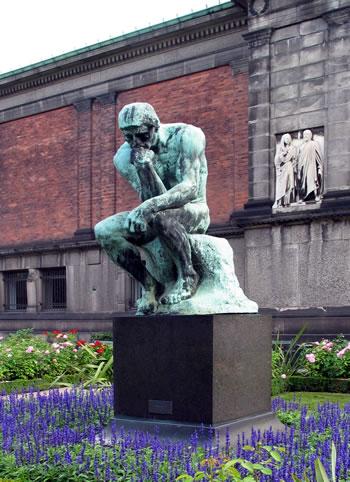 El Pensador. Rodin