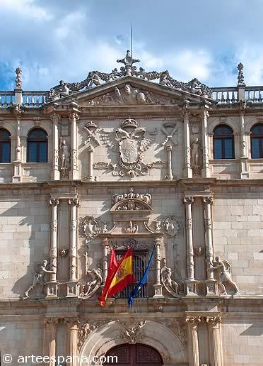 Rodrigo gil de honta n - Arquitecto espanol famoso ...