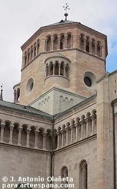 Arquitectura rom nica for La arquitectura en espana