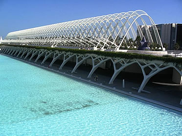 Santiago calatrava for Conceptualizacion de la arquitectura