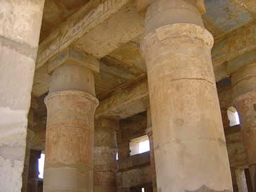Templo de Amón en Karnak