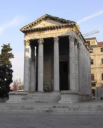Arquitectura romana for 5 tecnicas de la arquitectura