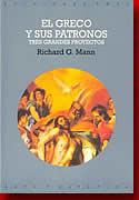 'Próximos cursos presenciales' from the web at 'http://www.arteespana.com/libreria/librogrecoypatronos.jpg'