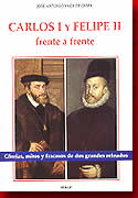 'El Greco' from the web at 'http://www.arteespana.com/libroshistoria/carlosifelipeiifrenteafrente.jpg'